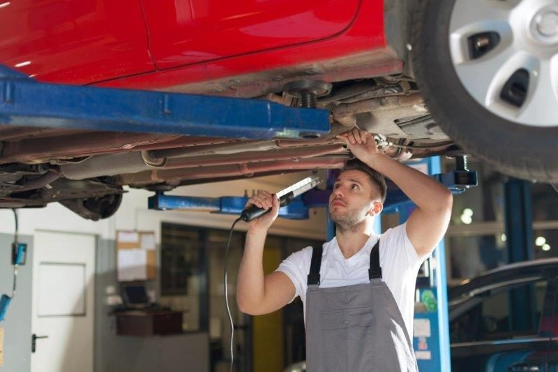 Successful Auto Repair Business