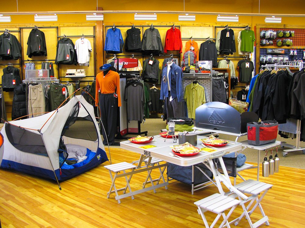 Outdoor Products Store