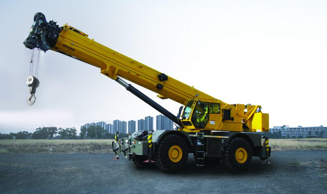 Crane Rental Business
